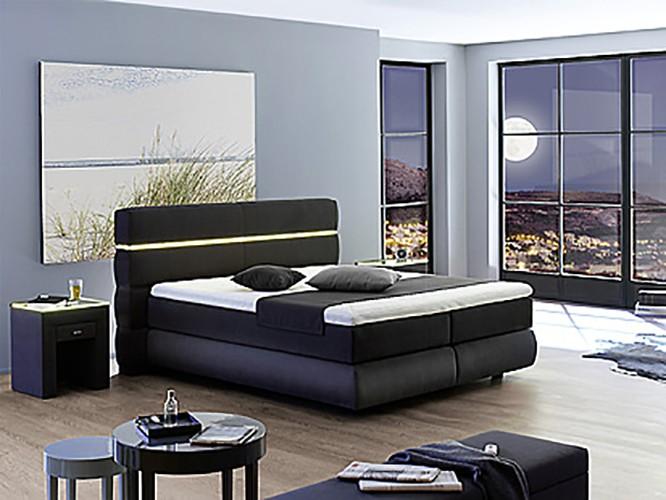boxspringbetten schweiz boxspringbett prestige 180x200cm in haag kaufen bei. Black Bedroom Furniture Sets. Home Design Ideas